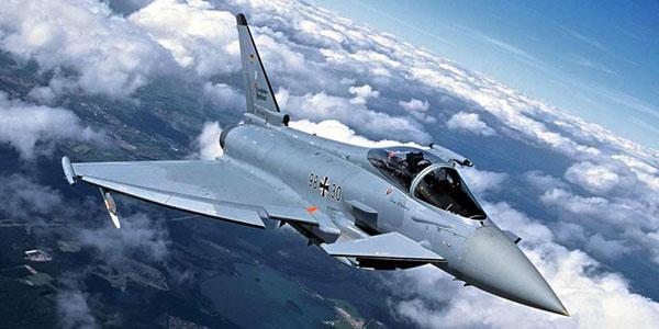 Avion de combat européen Gef20010