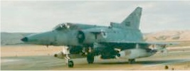 Fabrication d'avions militaire israelienne Kfir10