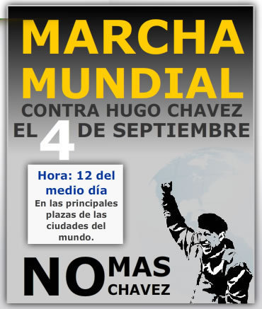 Marcha Mundial contra Chavez 27876_10