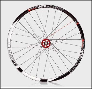 Nouveauté roues MTB26 : des roues qui ont de la gueule ! Am2610