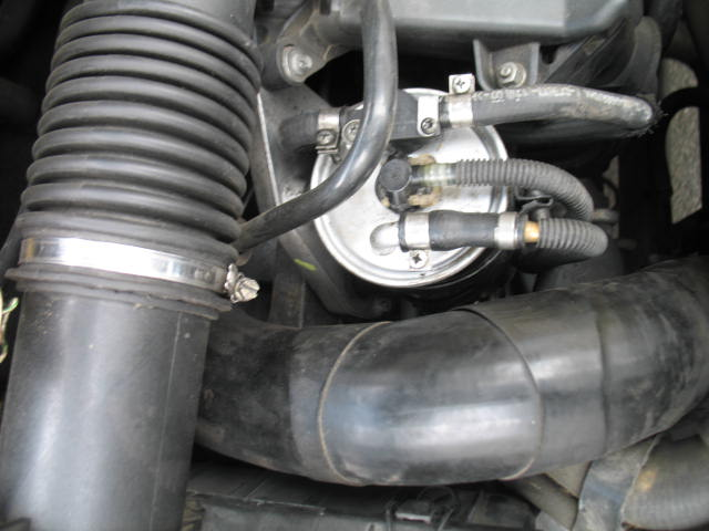 Purge freins et échange calorstat Img_5626