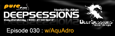 Deepsessions 030 w/AquAdro [Mar 07 2010] on Pure.Fm Deep_017