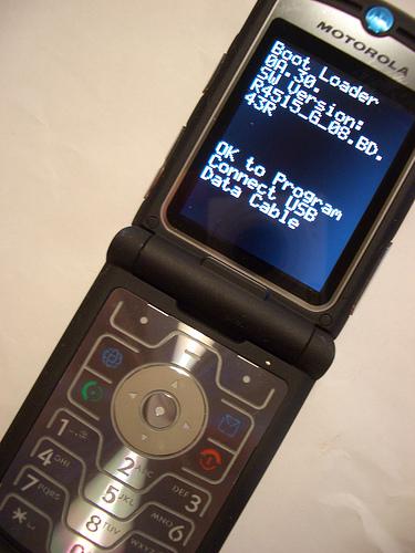 Обзор Motorola SLVR L7 24266910
