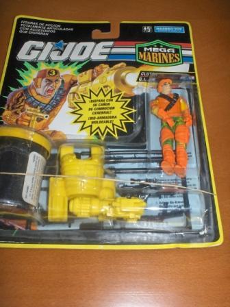 GI Joe Mega Marines Clutch 1993 Clutch10