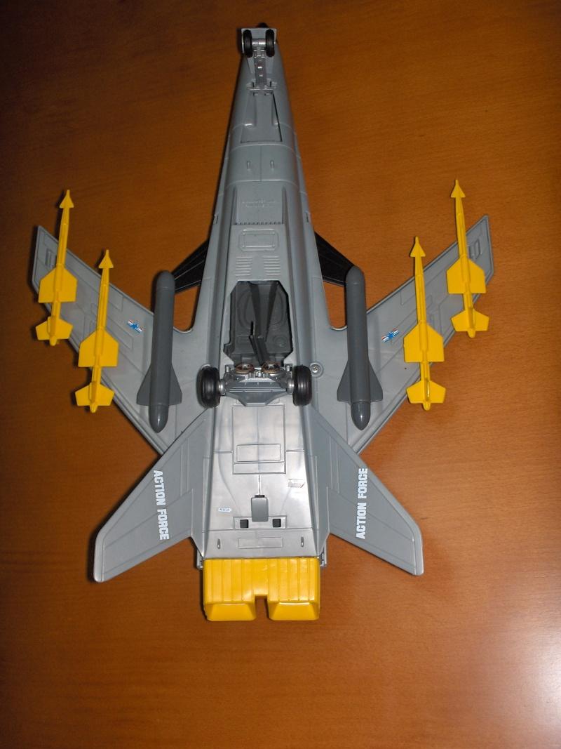 GIJOE Conquest X-30 1986 Conque12