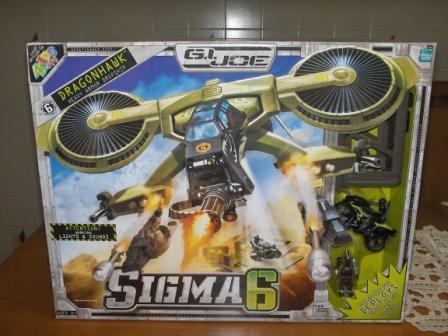 SIGMA 6 Dragonhawk 2006 Dragon10