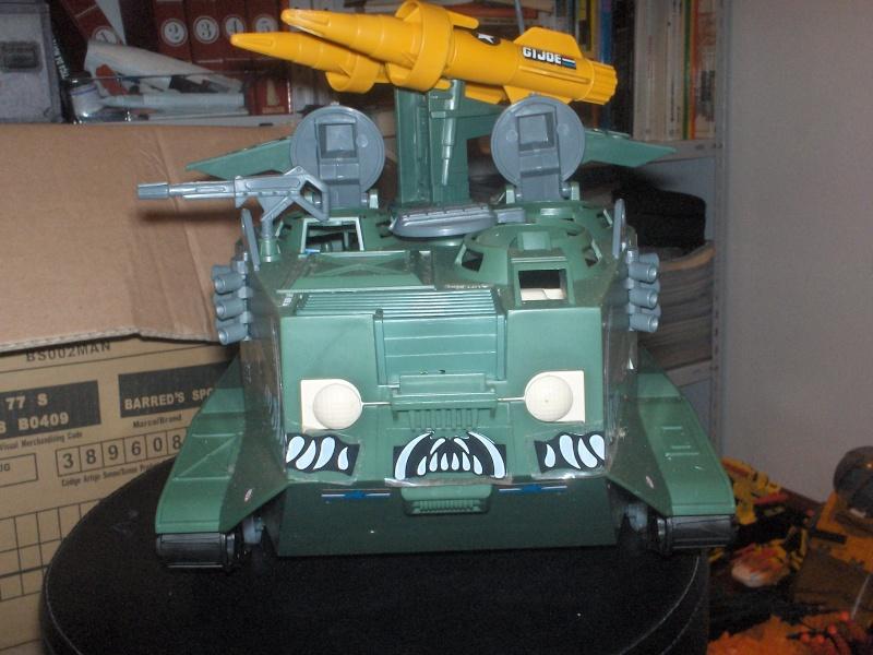 GIJOE Warthog A.I.F.V. 1988 Wartho10