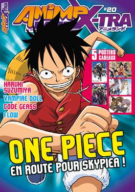 [Magazine] Animeland Xtra Couval12