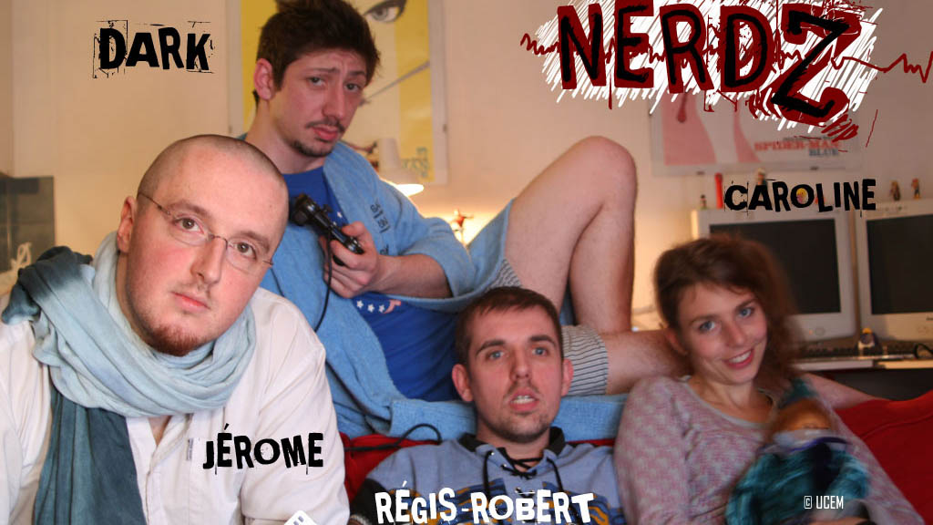 Nerdz, la série ! Poster10