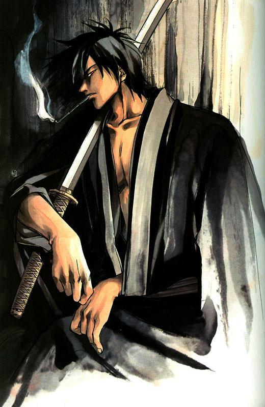 Samuraï Deeper Kyo de Akimine Kamijô [chez Kôdansha/Kana] Samura12