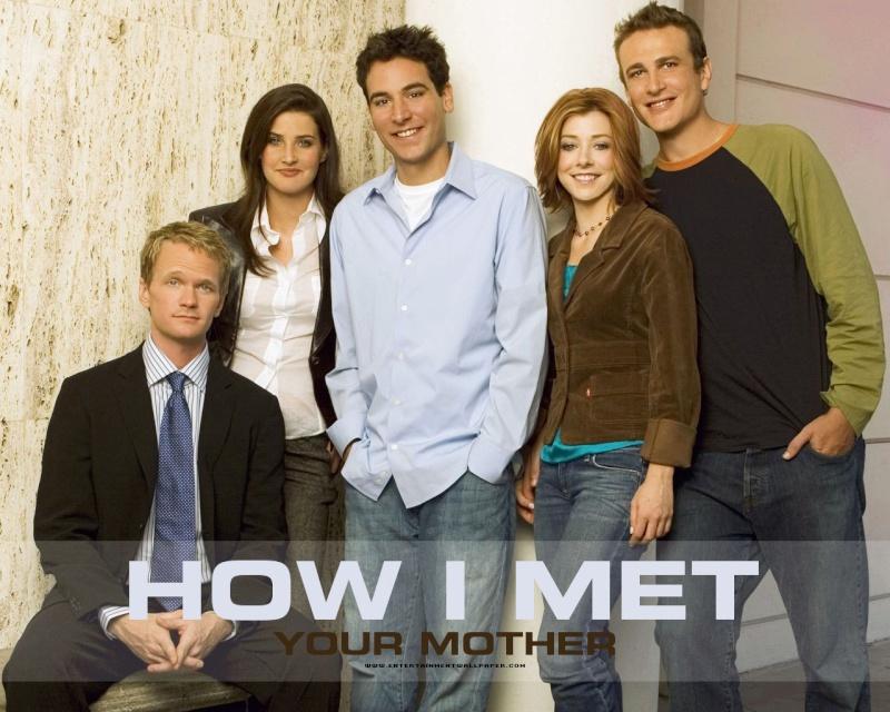How I Met Your Mother Tv_how10