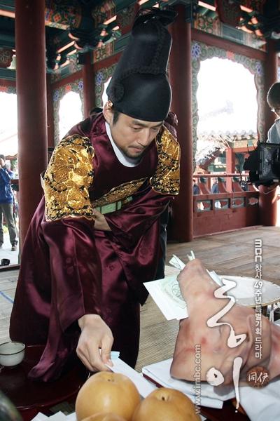 Ji Jin Hee ( Regele Sukjong ) Dongyi37