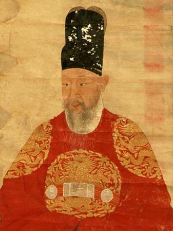 Regele Yeongjo ( 1724 - 1776 ) Korea-10