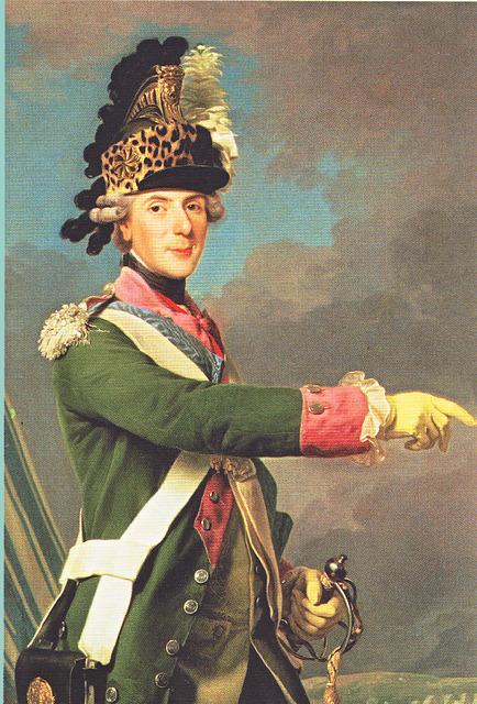 Louis-Stanislas , Comte de Provence - Page 4 Dauphi10
