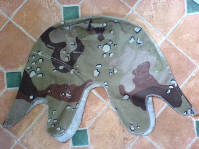 Saudi M1 Helmet cover Dsc01314
