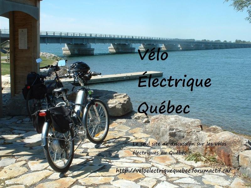 Cyclomoteur et Vélo Électrique Québec