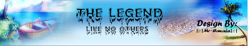 The legend like no others