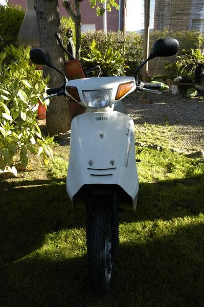 Vendo Ciclomotor Yamaha JOG _dsc8611