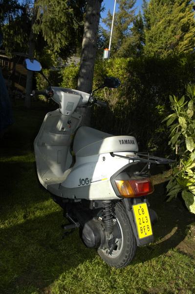 Vendo Ciclomotor Yamaha JOG _dsc8612