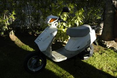 Vendo Ciclomotor Yamaha JOG _dsc8614