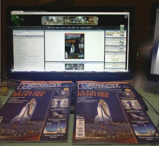 Espace & Exploration n° 1 - Page 3 Espace10
