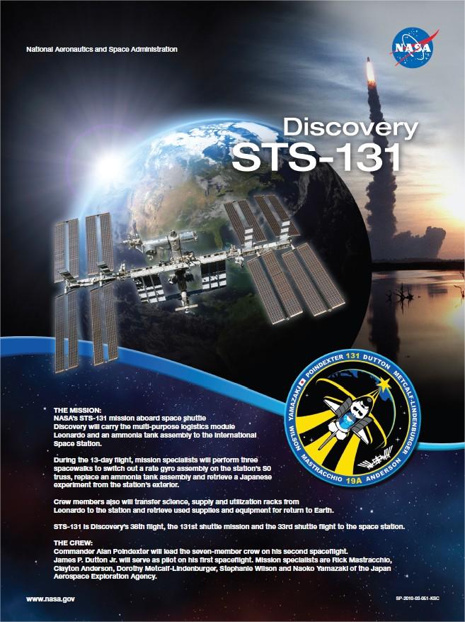 [STS-131] Discovery : préparatifs - Page 6 Orange10