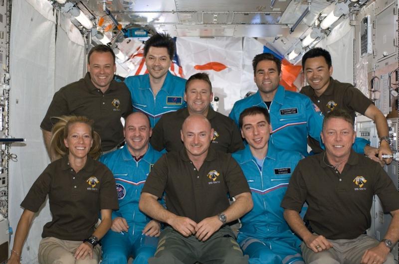 Karen Nyberg remplaçante de l'équipage ISS 33. S124e010