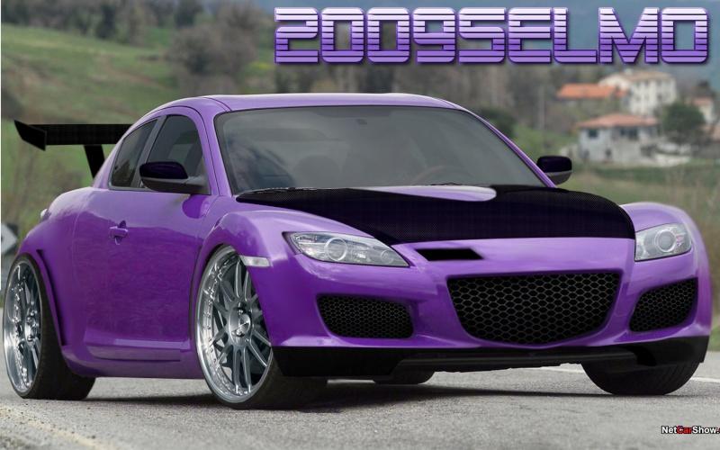 Mazda RX8 Widebody  F40e8110