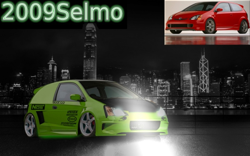 CIVIC for TMS Competition Honda10