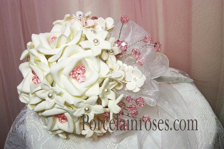 بوكيه العروسة المميزة Porc3410