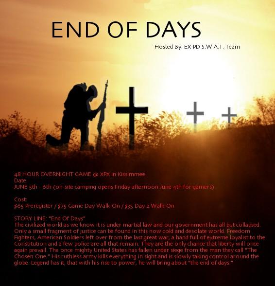 END OF DAYS 36hr Op by EX-PD SWAT TEAM Untitl11