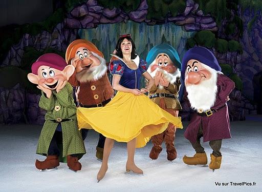 Disney sur Glace  Disney13