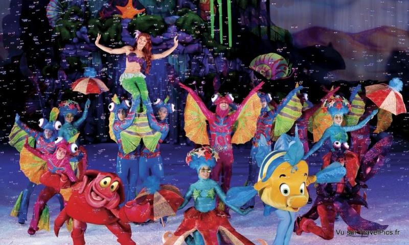 Disney sur Glace  Disney17