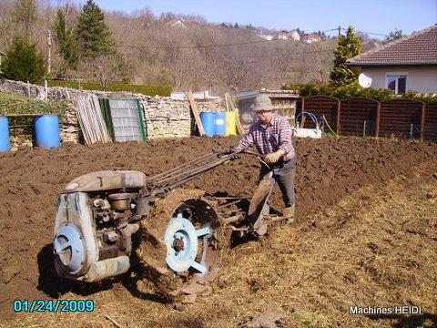 Bernard - calage allumage moteur bernard w 112 00311