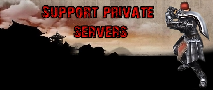 support-private servers