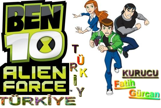 Ben10 Alien Force Türkiye