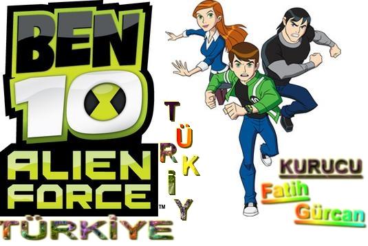 Ben10 Alien Force Türkiye