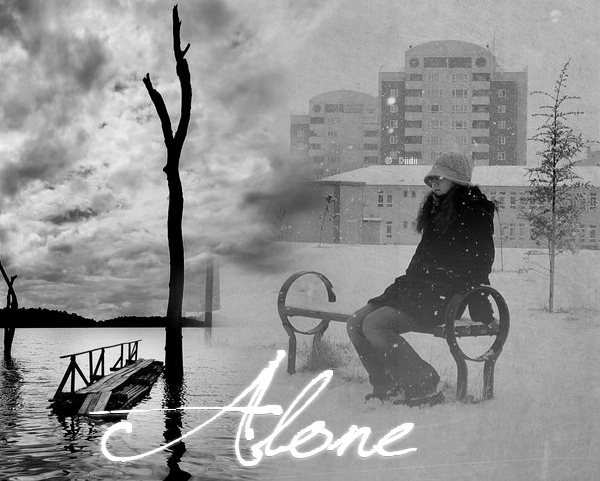 >> Diidii's Galerie << Alone11