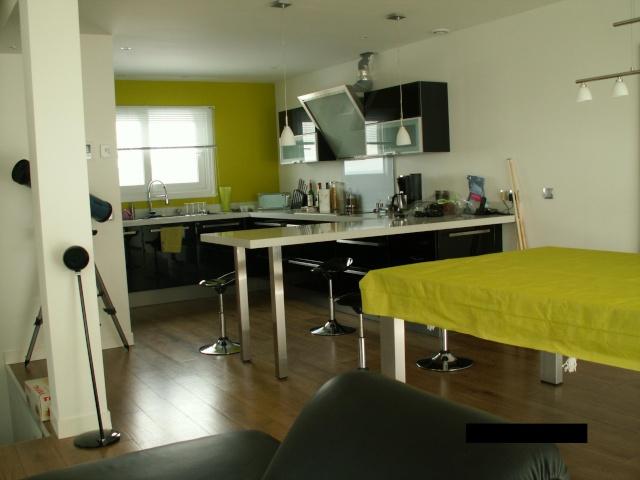 Mon salon/cuisine... Ajout de photos Paques11