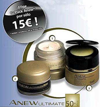 NUEVOS ANEW tamaño Viaje por 15 Euros (3 productos de la misma línea) Anew5010
