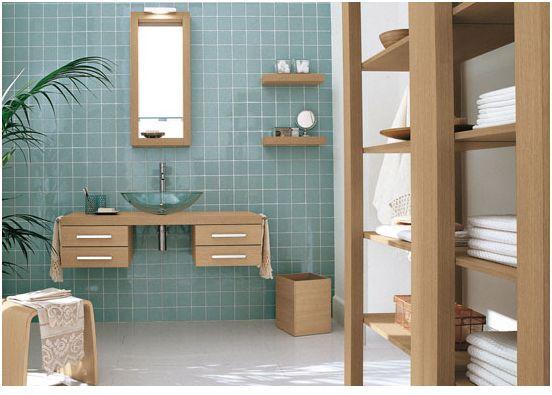 Carrelage Salle De Bain Couleur quelle couleur avec le carrelage de la salle de bain ?