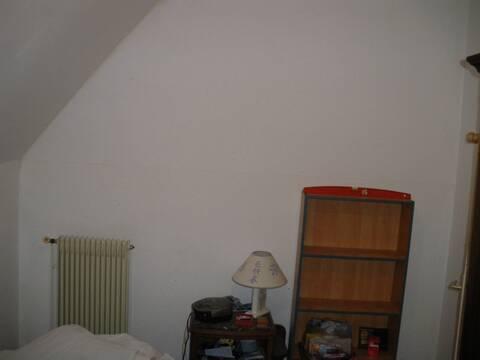 Chambre chocolat/pistache : couleur des meubles ?
