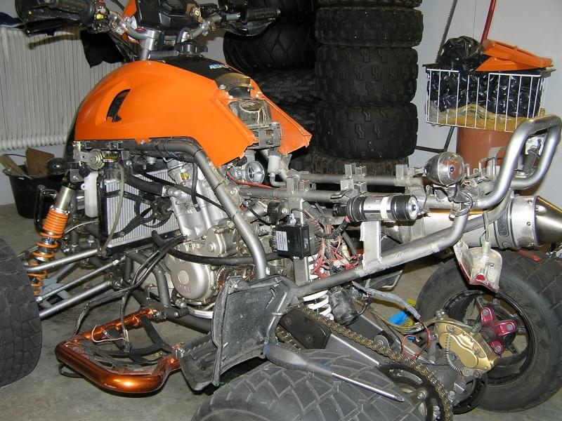 Dinli 450 orange edition - Förbättringar och effekt P6165510