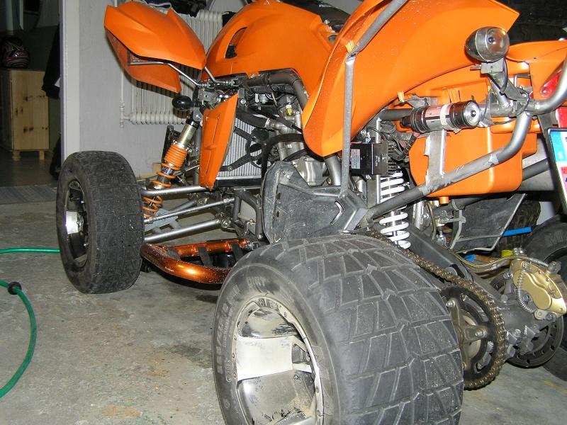 Dinli 450 orange edition - Förbättringar och effekt P6195512
