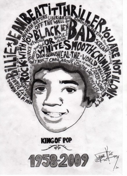 Mes dessins (Dr House, Michael Jackson) 17580_10