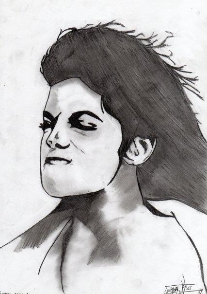 Mes dessins (Dr House, Michael Jackson) 20280_10