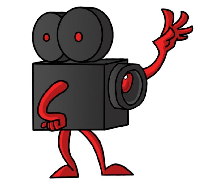 Création de mascotte/personnage pour un blog cinéma ! Mascot15