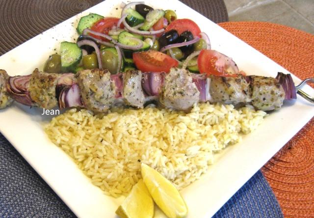 Marinade Grecque, agneau, porc ou poulet. _1_img23
