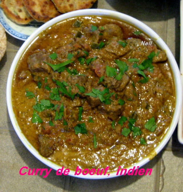 Curry de boeuf a l'indienne. _1_img27
