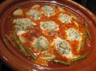 Tajine de boulettes de poisson, Libyen _1_img34